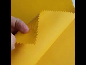 100% полиэстр материалтай Оксфордын PVC lamination ажил хэргийн зогсолт даавуу