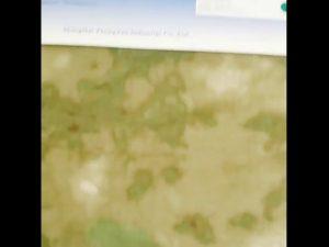1000D Nylon Оксфордын ус нэвтрүүлдэггүй өнгөлөн далдлах PU бүрсэн даавуу