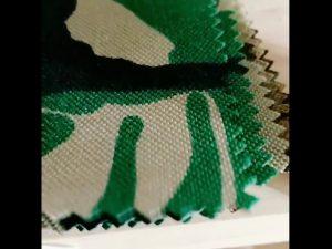 2018 халуун 100% полиэстр материалтай ноосны нягт нягтралтай өмсгөл хүрэм даавуу