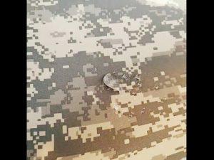 500D Nylon Оксфордын хатаах тэсвэртэй цэргийн тактикийн биелэгдэнэ даавуу
