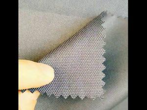 600D полиэстр материалтай даавуу Оксфордын даавуу даавуу PU бүрэх