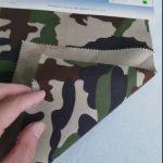Цэргийн дүрэмт хувцас нь өнгөлөн далдлах хэв маяг 80/20 хөвөн полиэстр материалтай twill даавуу