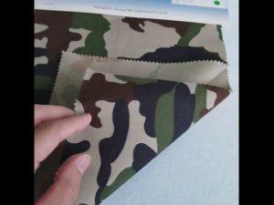 Цэргийн дүрэмт хувцас өнгөлөн далдлах хэв маяг 8020 хөвөн полиэстр материалтай twill даавуу