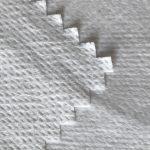 WF1 / O9TO5 SS + PTFE Эмнэлгийн хамгаалалтын костюмны PTFE сүүн агаар нэвтрүүлдэг мембранаар давхарласан нэхмэл бус даавуу