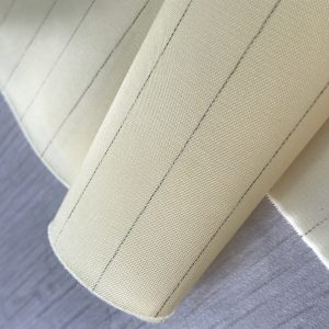 PU бүрээстэй ZY20NA016 DTY 75D антистатик мэс заслын костюм даавуу нь эмнэлгийн EN1149-1 стандартыг хангасан