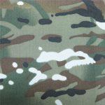 Teflon 100% полиэстр материалтай нэхмэл ус нэвтрүүлдэггүй гадаа цэргийн өнгөлөн далдлах борооны хүрэм даавуу