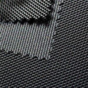 1680D twill jacquard полиэстр материалтай Оксфордын даавуу PU бүрхэгдсэн даавуугаар ууттай