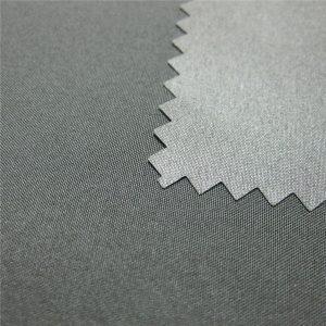 100% Polyester Pongee Coated Waterproof Гадна Урьдчилгаа Jacket Fabric