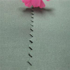 халуун борлуулалт pongee даавуу 100% полиэстр материалтай утас будагдсан pongee даавуу 190t