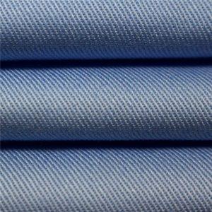 100% хөвөн twill картed будагдсан даавуу жигд ажлын хувцас оёдлын даавуу