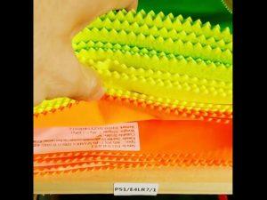 breathable полиэстр материалтай spandex softshell tricot хүрэм даавуу