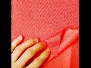 Майхан ажил хэргийн зогсолт нь хятад даавуу зах зээлийн бөөний 100% полиэстр материалтай Оксфордын Pu даавуу