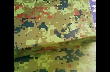 china үйлдвэрлэгч бөөний өнгөлөн далдлах гадаа даавууг өмсгөлийн геотехникийн даавуугаар товойлгон хийдэг